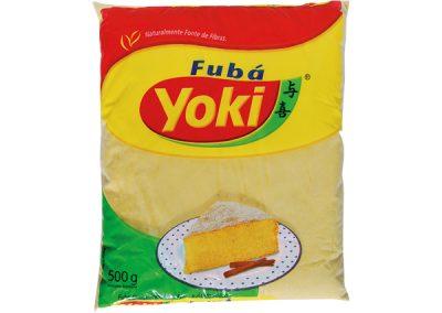 Harina de maíz molida