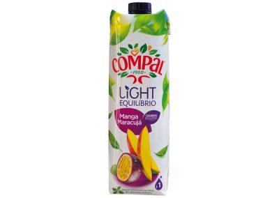 Néctar de mango y maracuya