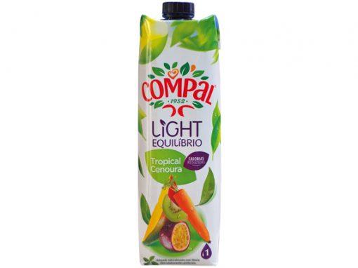Néctar de fruta tropical y zanahoria