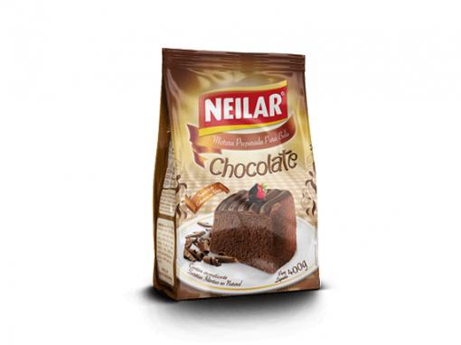 Preparado para bizcocho de chocolate