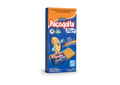 Dulce de cacahuete diet