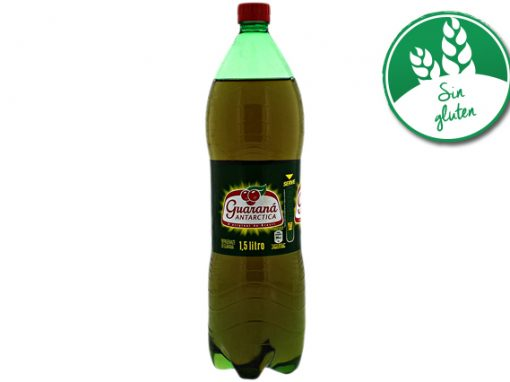 Refresco guaraná botella