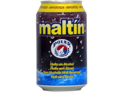 Malta sin alcohol