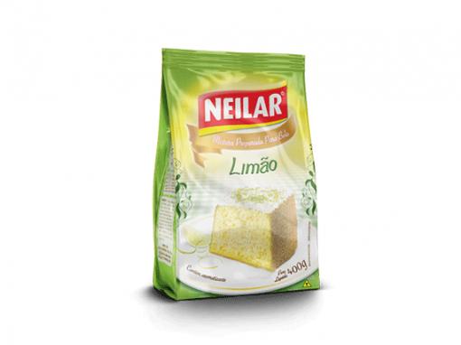 Preparado para bizcocho sabor limon