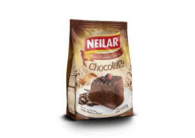 Preparado para bizcocho sabor chocolate